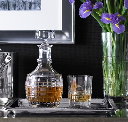 traditional barware by Ralph Lauren