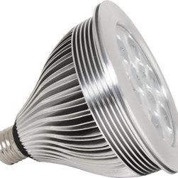 Antares Lighting - Alcor 16W PAR38 LED Bulb - Dimmable - Alcor 16W PAR38 Spotlamp (Dimmable)-E26 Med Socket