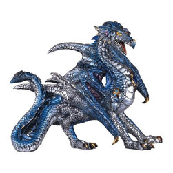 GSC - Dragon Collection Fantasy Figurine Decoration Collectible Statue Decor - This gorgeous Dragon Collection Fantasy Figurine Decoration Collectible Statue Decor has the finest details and highest quality you will find anywhere! Dragon Collection Fantasy Figurine Decoration Collectible Statue Decor is truly remarkable.