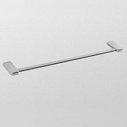 "TOTO - TOTO YB630#CP Upton 24"" Towel Bar, Polished Chrome - TOTO YB630#CP Upton 24"" Towel Bar, Polished Chrome When it comes to Toto, being just the newest and most advanced product has never been nor needed to be the primary focus. Toto's ideas start with the people, and discovering what they need and want to help them in their daily lives. The days of things being pretty just for pretty's sake are over. When it comes to Toto you will get it all. A beautiful design, with high quality parts, inside and out, that will last longer than you ever expected. Toto is the worldwide leader in plumbing, and although they are known for their Toilets and unique washlets, Toto carries everything from sinks and faucets, to bathroom accessories and urinals with flushometers. So whether it be a replacement toilet seat, a new bath tub or a whole new, higher efficiency money saving toilet, Toto has what you need, at a reasonable price. TOTO YB630#CP Upton 24"" Towe"