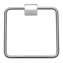 Atlas Homewares - Polished Chrome Element Towel Ring (ATHELETRCH) - Polished Chrome Element Towel Ring (ATHELETRCH)