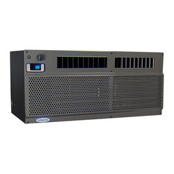 CellarPro - CellarPro 4000Sh Split Cooling System - Your wine collection won't have to swelter anymore! This cooling system is ready to keep temperatures ideal for aging for spaces up to 1,000 cubic feet. It's super quiet settings also deserve a toast.