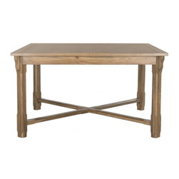 Safavieh - Devin Dining Table - Devin Dining Table