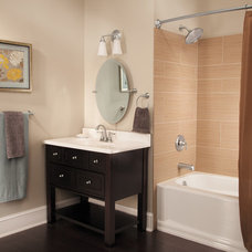 Traditional Bathroom Sinks by Moen