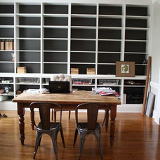 Emily A. Clark: My Home Office Makeover: Finally Finished