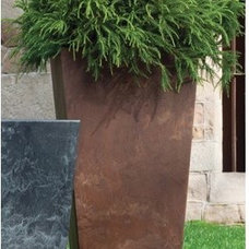 Contemporary Outdoor Pots And Planters by Hayneedle