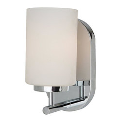 Sea Gull Lighting - Sea Gull Lighting-41160-05-Oslo - One Light Wall/Bath - *Mounting Direction: Up/Down