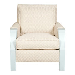 Vanguard Furniture - Vanguard Furniture Dakota Chair V414-CH - Vanguard Furniture Dakota Chair V414-CH