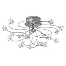 Eclectic Flush-mount Ceiling Lighting by Euro Style Lighting