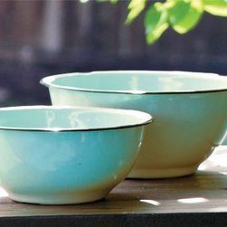 Serving Trays and Bowls -