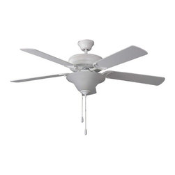 Ellington E-DCF52MWW5C1 Decorator's Choice Fan With Light - Get up to 10% coupon code: Houzz