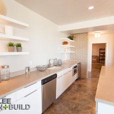 Contemporary Kitchen by Ezra Lee Design+Build