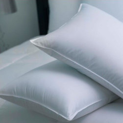Silky Sateen Luxury PrimaLoft Pillows by ExceptionalSheets - MADE IN THE USA!