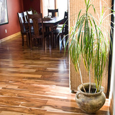 Eclectic Wood Flooring by Magnus Anderson Hardwood Floors