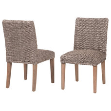 Tropical Dining Chairs by Masins Furniture