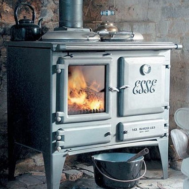 The Ironheart Range Cooker -