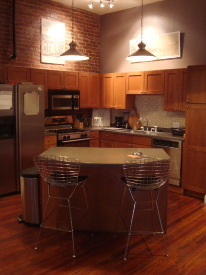 Contemporary Kitchen by Living2Design