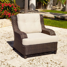 Contemporary Outdoor Lounge Chairs by Hayneedle