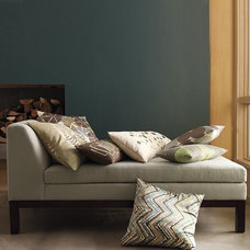 Modern Day Beds And Chaises by West Elm