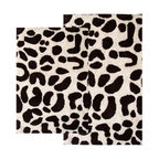Chesapeake Merchandising - 2 Piece Leopard Bath Rug Set - Chocolate and Ivory - 26720 - Shop for Mats and Rugs from Hayneedle.com! Bring the spot-on trend of leopard print into your bath area. The contemporary 2 Piece Leopard Bath Rug Set has a non-slip backing to ensure a safe step and its chocolate and ivory colors are sure to complement your decor. Set includes two matching rugs. Set Dimensions: Large rug: 24 x 40 inches Small rug: 21 x 34 inches About Chesapeake Merchandising Inc. Started in Maryland in 1995 Chesapeake Merchandising Inc. remains dedicated to producing quality textiles from the finest raw materials. Purveyors of fine rugs linens pillows and bedding they strive to stay abreast on the latest trends in the industry in order to provide their customers with the most up-to-date styles for their homes. Chesapeake employs dedicated workers with a passion for quality. Their facilities are located in both India and the United States; their permanent showroom is located in New York New York.