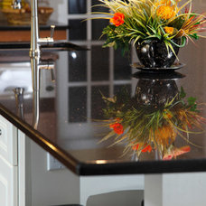 Traditional Kitchen Countertops by Progressive Countertop Systems