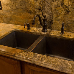 Macusha Granite - Macusha Granite is an exotic granite with hundreds of shades of brown, gray, and black. It is quarried in Brazil.