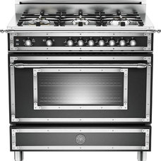 Traditional Gas Ranges And Electric Ranges by Plesser's Appliance
