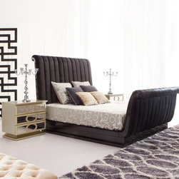 San Marlo Baroque Luxury Platform Bed -