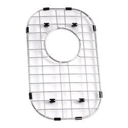 Kraus - Kraus Stainless Steel Bottom Grid - *Kraus Bottom Grid is an ideal addition to your kitchen sink