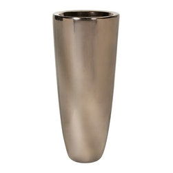 IMAX CORPORATION - Metallic Oversized Planter - Metallic Oversized Planter. Find home furnishings, decor, and accessories from Posh Urban Furnishings. Beautiful, stylish furniture and decor that will brighten your home instantly. Shop modern, traditional, vintage, and world designs.