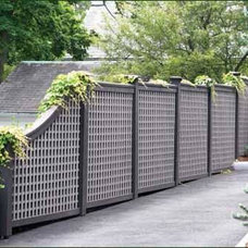 Modern Fencing by Walpole Outdoors