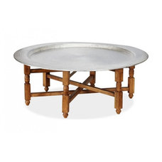 Mediterranean Coffee Tables by Pottery Barn
