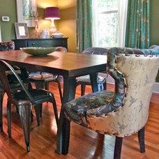 Design Dilemma: Dining Room