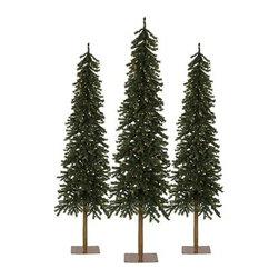 Balsam Hill Tannenbaum Evergreen Artificial Christmas Trees - THE ALPINE CHARM OF BALSAM HILL'S TANNENBAUM EVERGREEN CHRISTMAS TREE |
