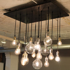 Modern Lighting by Urban Chandy