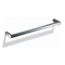 "Modo Bath - Flash L202 Towel Bar in Chrome 18.0"" - Flash L202 Towel Bar in Chrome"