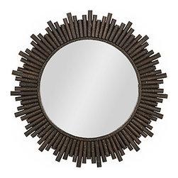 La Lune Collection - Rustic Mirror #5052 by La Lune Collection - Rustic Mirror #5052 by La Lune Collection