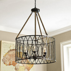 contemporary chandeliers by Ballard Designs