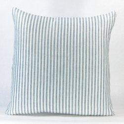 Harbour Stripe Throw Pillow -