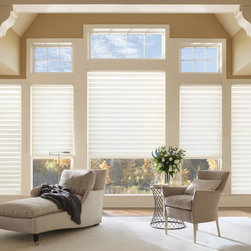 Hunter Douglas Solera Soft Shades - By choosing from all of the unique features offered, you can create an ideal living space for style and function, filtering light to add sophistication to any room.