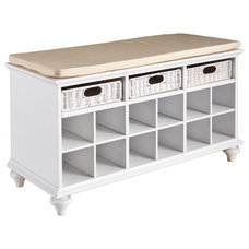 Farmhouse Accent And Storage Benches by Shop Chimney