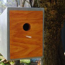 Modern Birdhouses by Etsy