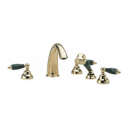 Phylrich K2158FT1 Carrara Roman Tub Faucet Trim Only (Rough Valve Required) -