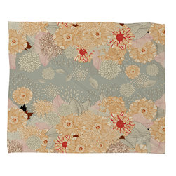DENY Designs - Iveta Abolina Creme De La Creme Fleece Throw Blanket - This DENY fleece throw blanket may be the softest blanket ever! And we're not being overly dramatic here. In addition to being incredibly snuggly with it's plush fleece material, it's maching washable with no image fading. Plus, it comes in three different sizes: 80x60 (big enough for two), 60x50 (the fan favorite) and the 40x30. With all of these great features, we've found the perfect fleece blanket and an original gift! Full color front with white back. Custom printed in the USA for every order.