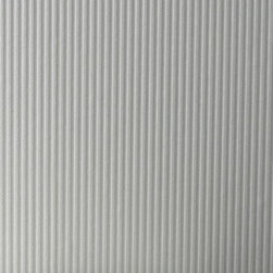 Graham and Brown - Paintables Super fresco Wallpaper - Corduroy Pattern - Designed by Array. Part of the Paintables Wallpaper Collection. Materials: White paintable vinyl. Wallpaper arrives white to custom paint, or apply as is.