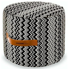 modern ottomans and cubes by Wayfair