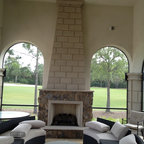 Luxury Home Building - Outside Living, Fitzgerald Construction Services LLC