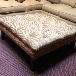 Custom Upholstery and Furniture -