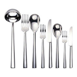 Alessi Asta 75-pc. Cutlery Set