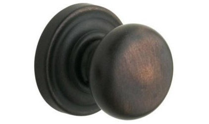 modern knobs by Home Depot
